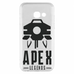Чохол для Samsung A3 2017 Apex Legends symbol health
