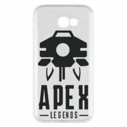 Чохол для Samsung A7 2017 Apex Legends symbol health
