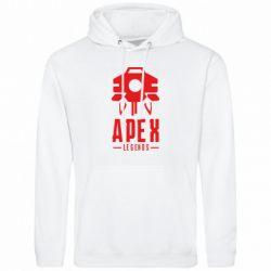 Мужская толстовка Apex Legends symbol health