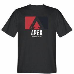 Чоловіча футболка Apex red-black