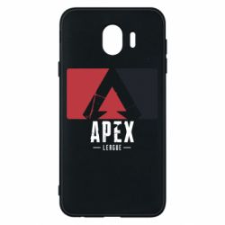 Чехол для Samsung J4 Apex red-black