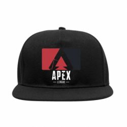 Снепбек Apex red-black