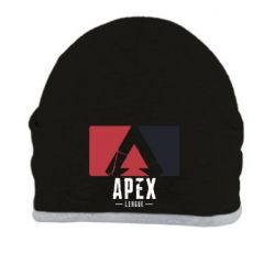 Шапка Apex red-black