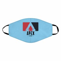 Маска для обличчя Apex red-black
