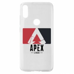 Чехол для Xiaomi Mi Play Apex red-black