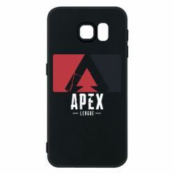 Чехол для Samsung S6 Apex red-black