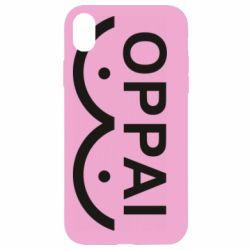 Чохол для iPhone XR OPPAI