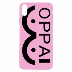 Чохол для iPhone Xs Max OPPAI