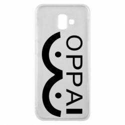 Чохол для Samsung J6 Plus 2018 OPPAI