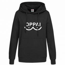 Толстовка жіноча OPPAI