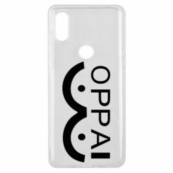 Чохол для Xiaomi Mi Mix 3 OPPAI