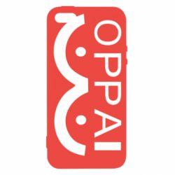 Чохол для iphone 5/5S/SE OPPAI