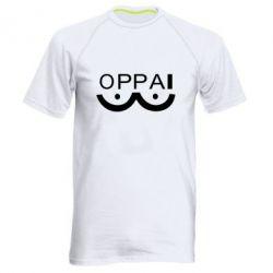 Чоловіча спортивна футболка OPPAI
