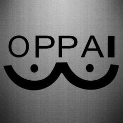 Наклейка OPPAI
