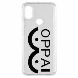 Чохол для Xiaomi Mi A2 OPPAI