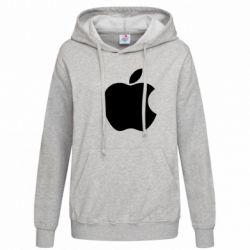 Женская толстовка Apple Corp. - FatLine