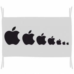 Прапор Apple Еволюції