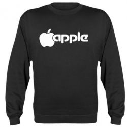 Реглан (свитшот) Apple Inc - FatLine