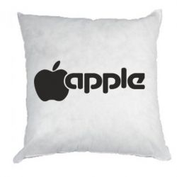 Подушка Apple Inc - FatLine