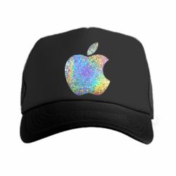 Кепка-тракер Apple Logo Голограмма