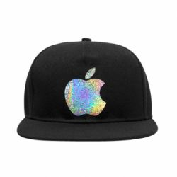 Снепбек Apple Logo Голограмма
