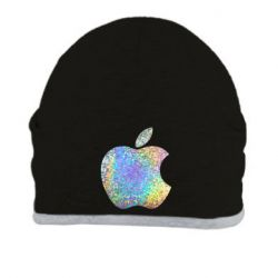 Шапка Apple Logo Голограмма