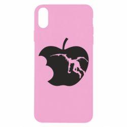 Чохол для iPhone Xs Max Apple Ryuk