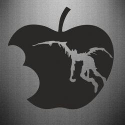 Наклейка Apple Ryuk