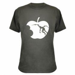 Камуфляжна футболка Apple Ryuk
