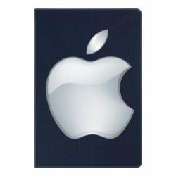 Блокнот А5 Apple Silver