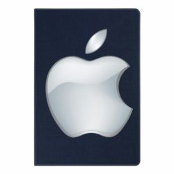 Блокнот А5 Apple Silver - FatLine