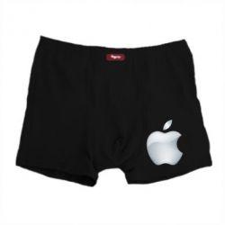 Мужские трусы Apple Silver - FatLine