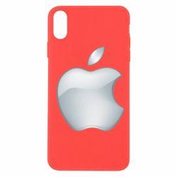 Чохол для iPhone X Apple Silver - FatLine