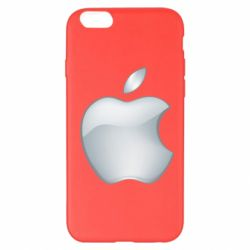 Чохол для iPhone 6 Plus/6S Plus Apple Silver - FatLine