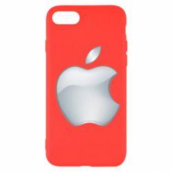 Чохол для iPhone 7 Apple Silver - FatLine