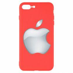 Чохол для iPhone 8 Plus Apple Silver - FatLine