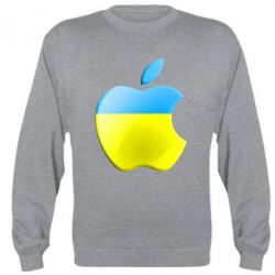 Реглан (свитшот) Apple Ukraine
