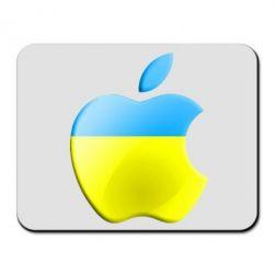 Коврик для мыши Apple Ukraine - FatLine