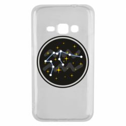 Чехол для Samsung J1 2016 Aquarius constellation
