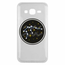 Чехол для Samsung J5 2015 Aquarius constellation