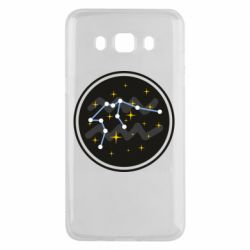 Чехол для Samsung J5 2016 Aquarius constellation