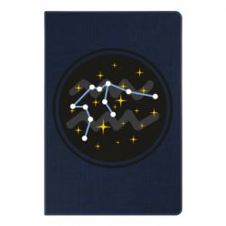 Блокнот А5 Aquarius constellation