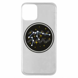 Чехол для iPhone 11 Aquarius constellation
