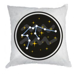 Подушка Aquarius constellation