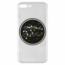 Чехол для iPhone 7 Plus Aquarius constellation