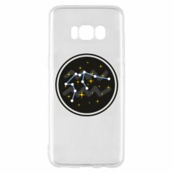 Чехол для Samsung S8 Aquarius constellation