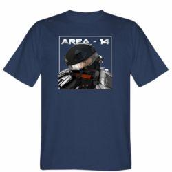 Мужская футболка Area-14