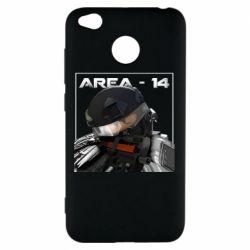 Чехол для Xiaomi Redmi 4x Area-14