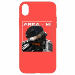 Чехол для iPhone XR Area-14