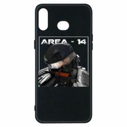 Чехол для Samsung A6s Area-14